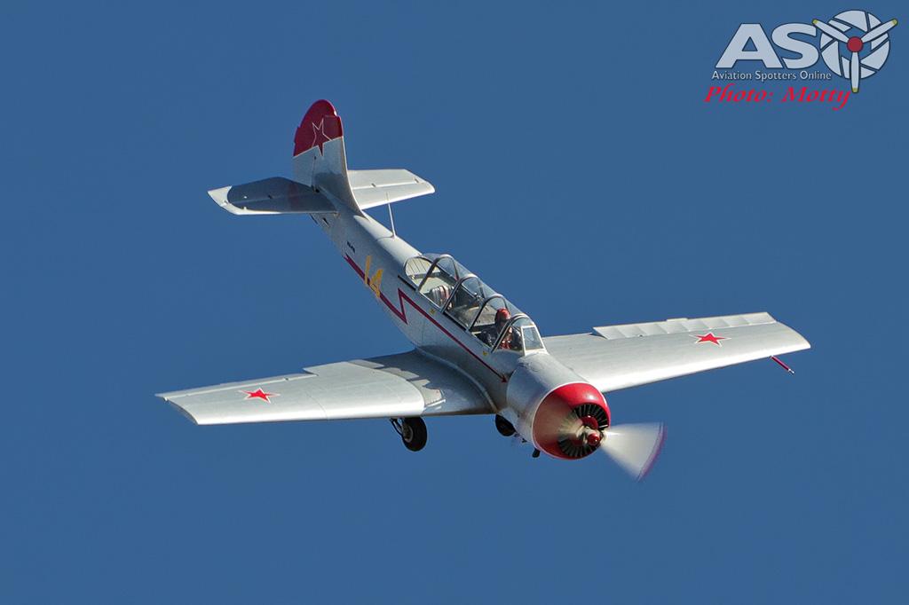 Mudgee 2016 Yak-135