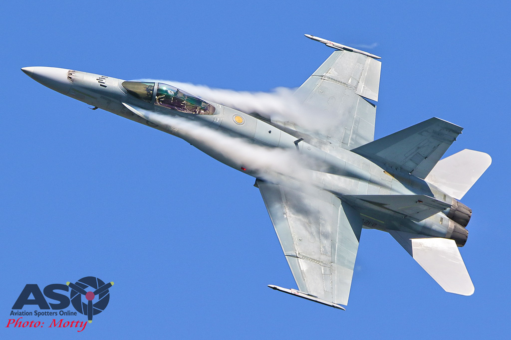 Mottys-Newcstle Coats Hire V8 Supercars RAAF Hornet Display-1168-ASO