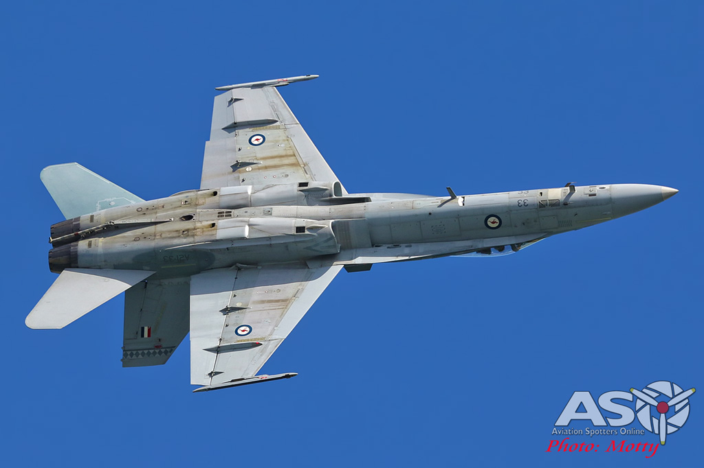 Mottys-Newcstle Coats Hire V8 Supercars RAAF Hornet Display-00254-ASO