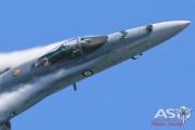 Mottys-Newcstle Coats Hire V8 Supercars RAAF Hornet Display-00645-ASO