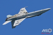 Mottys-Newcstle Coats Hire V8 Supercars RAAF Hornet Display-00657-ASO