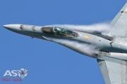 Mottys-Newcstle Coats Hire V8 Supercars RAAF Hornet Display-00834-ASO
