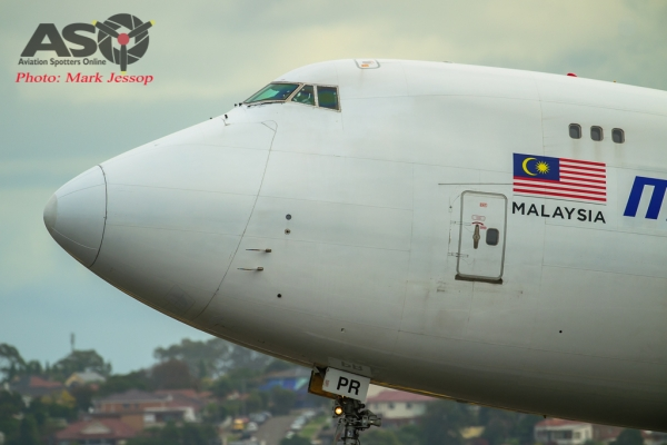 747 Cargo Sydney