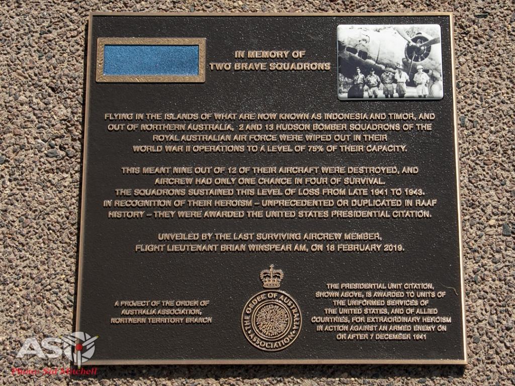 Hudson plaque