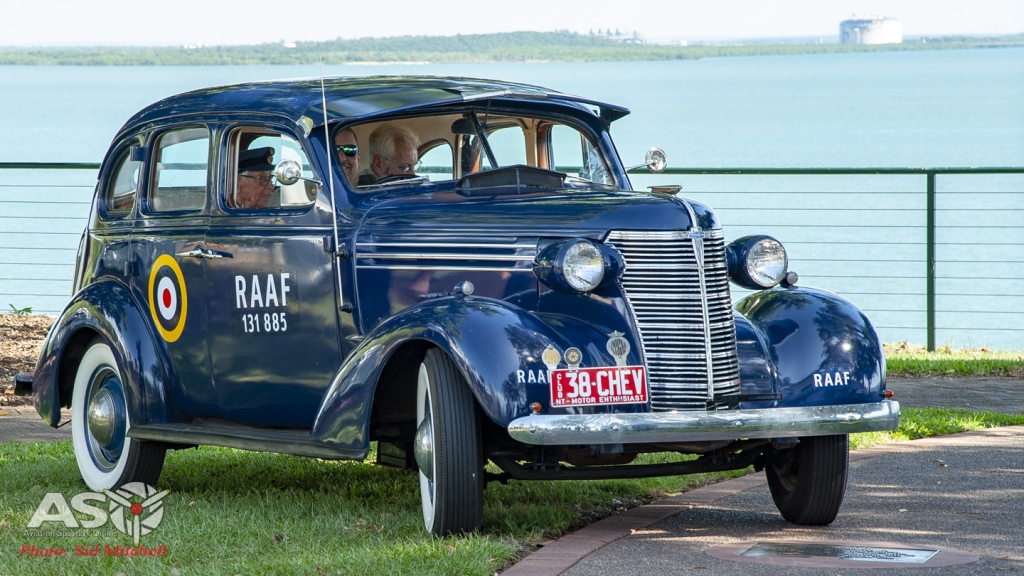 1938 Chevrolette Staff car