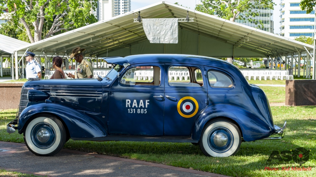 1939 Chevrolette  Staff car