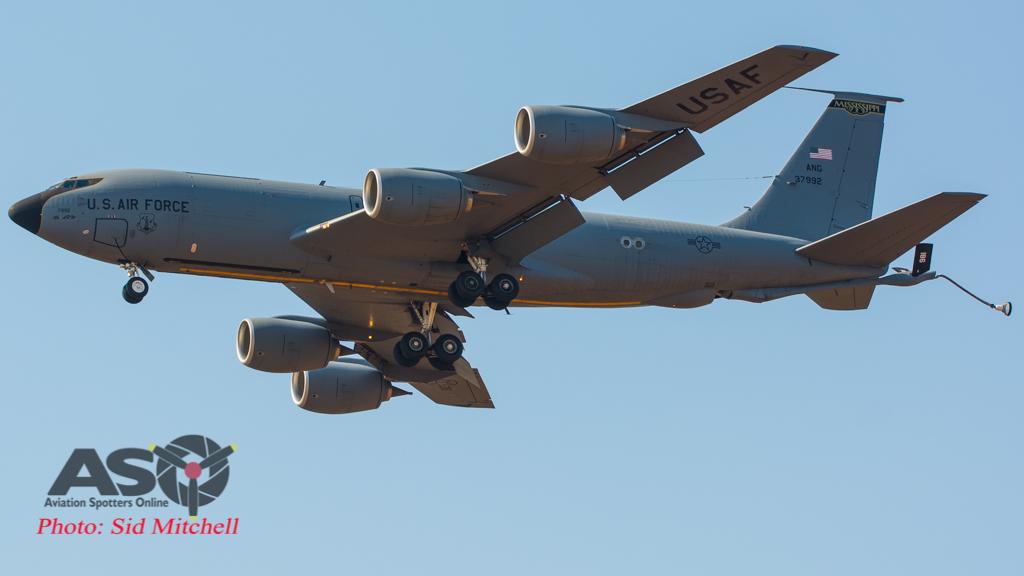 USAF 185 ARW KC-135R