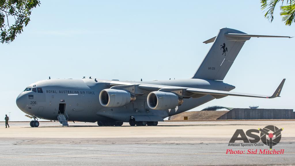 RAAF C-17A