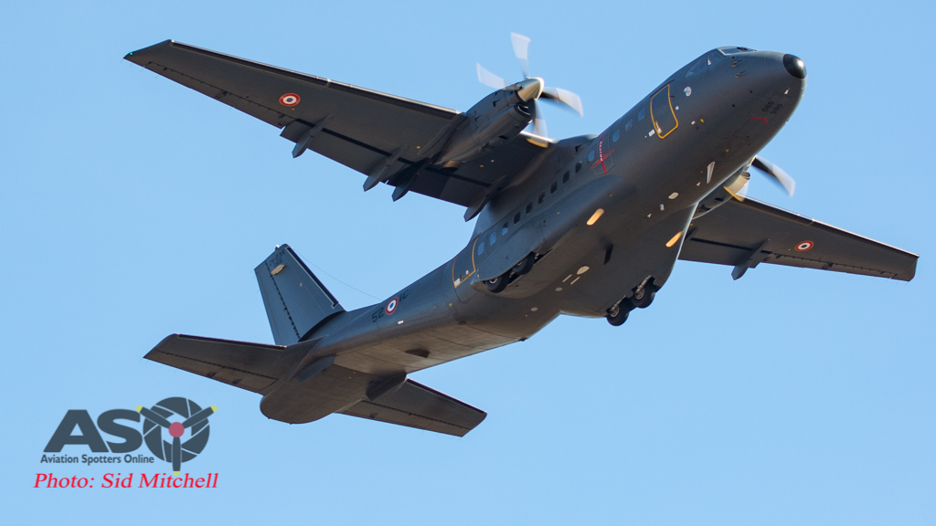 French New Caledonian CN-235