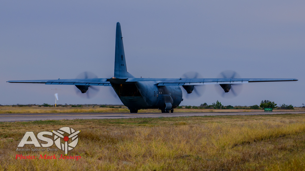 Eexercise Northern Shield Sunday night Hercules-2
