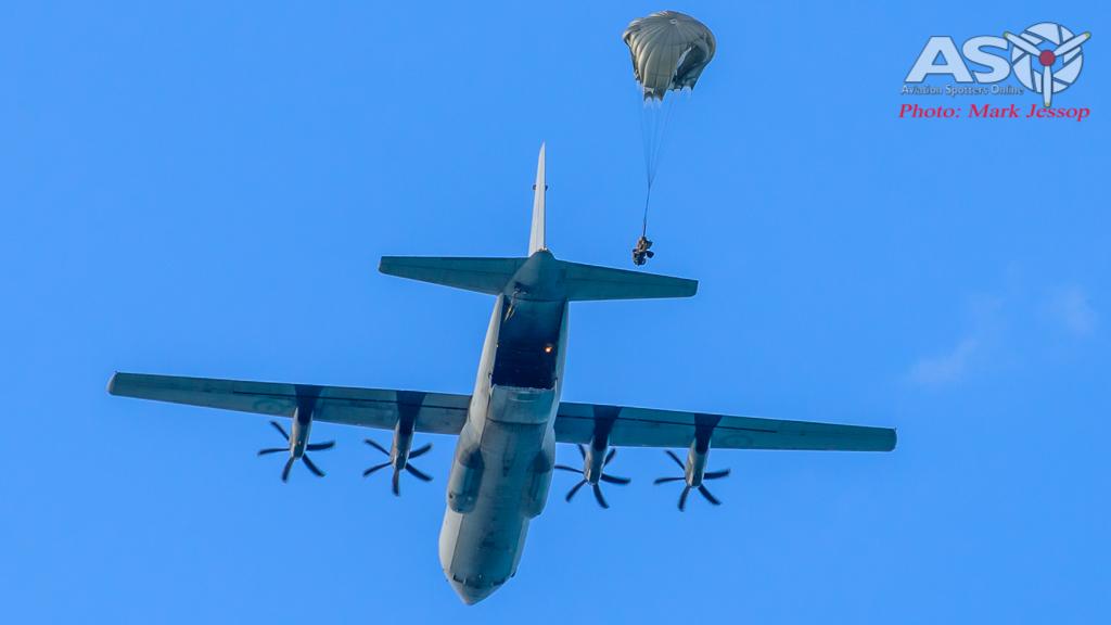 Exercise Northern Shield sat king air flight-7