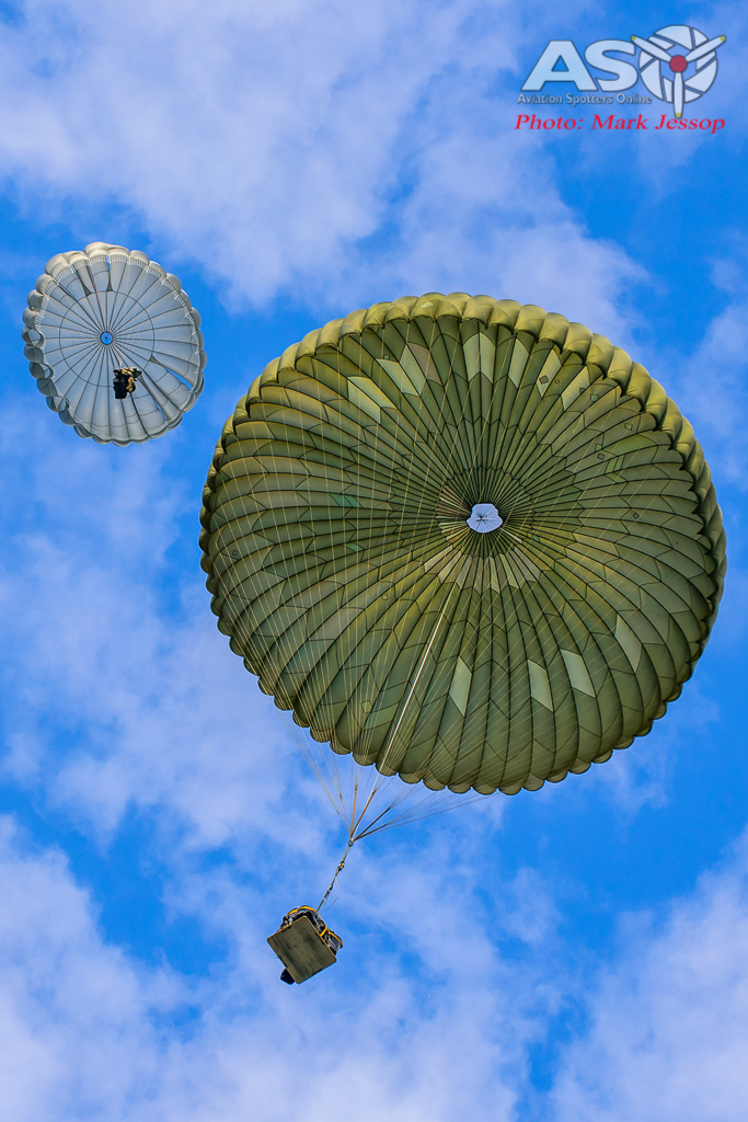 Exercise Northern Shield sat king air flight-9