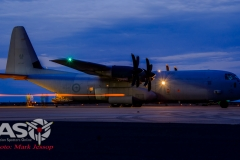 Eexercise Northern Shield Sunday night Hercules-9