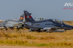 Eexercise Northern Shield Sunday night hawk-90