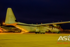Exercise Northern Shield Sunday night Hercules-13
