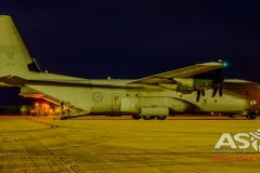 Exercise Northern Shield Sunday night Hercules-14