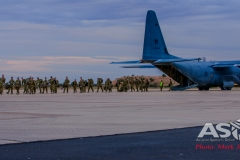 Exercise Northern Shield Sunday night Hercules
