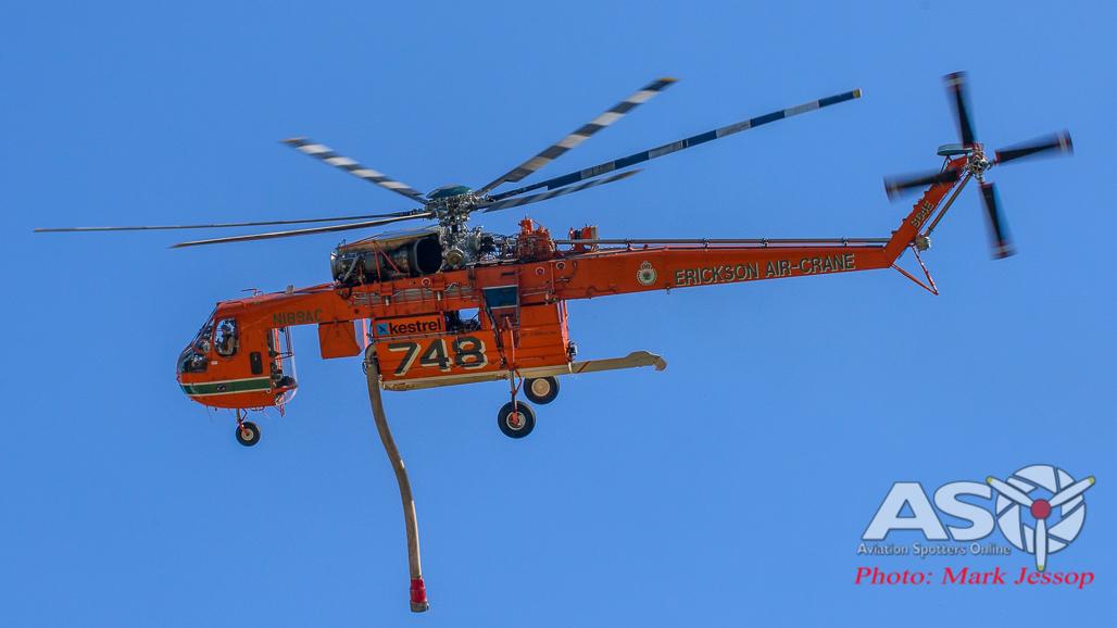 Erickson S-64E Aircrane