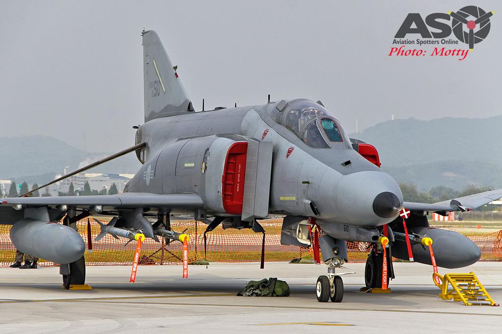 Mottys Osan Air Power Day 2016 ROKAF F-4E 60-510 0030-ASO