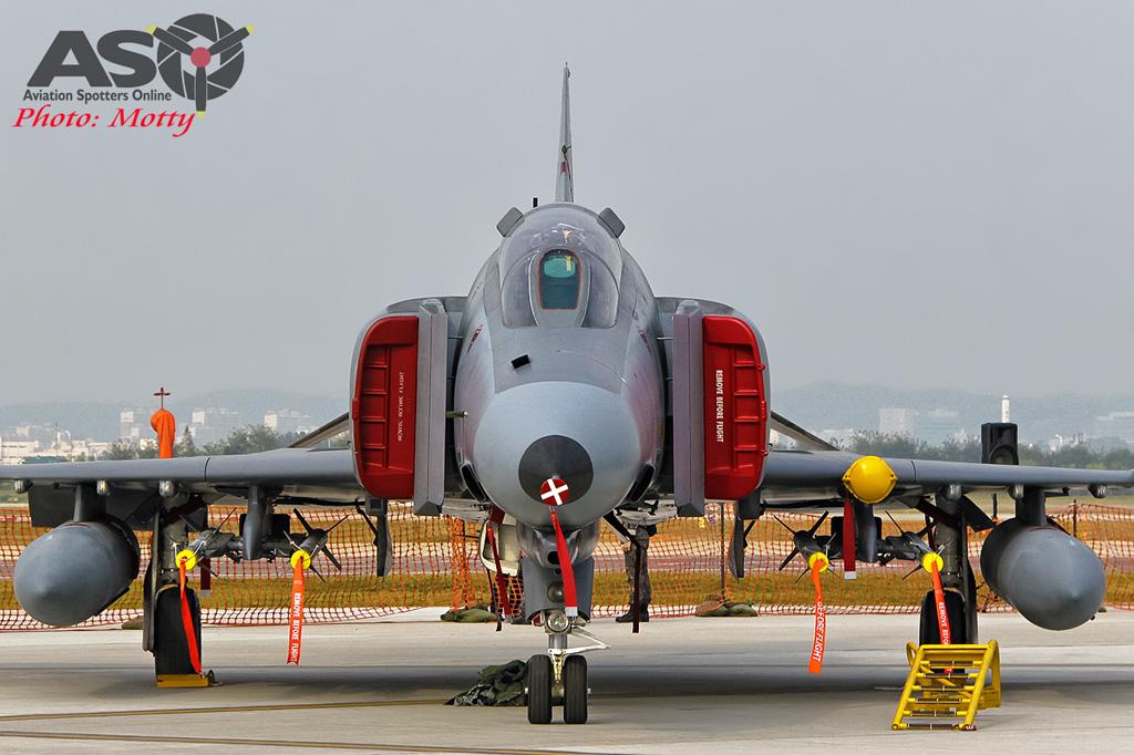Mottys Osan Air Power Day 2016 ROKAF F-4E 60-510 0040-ASO
