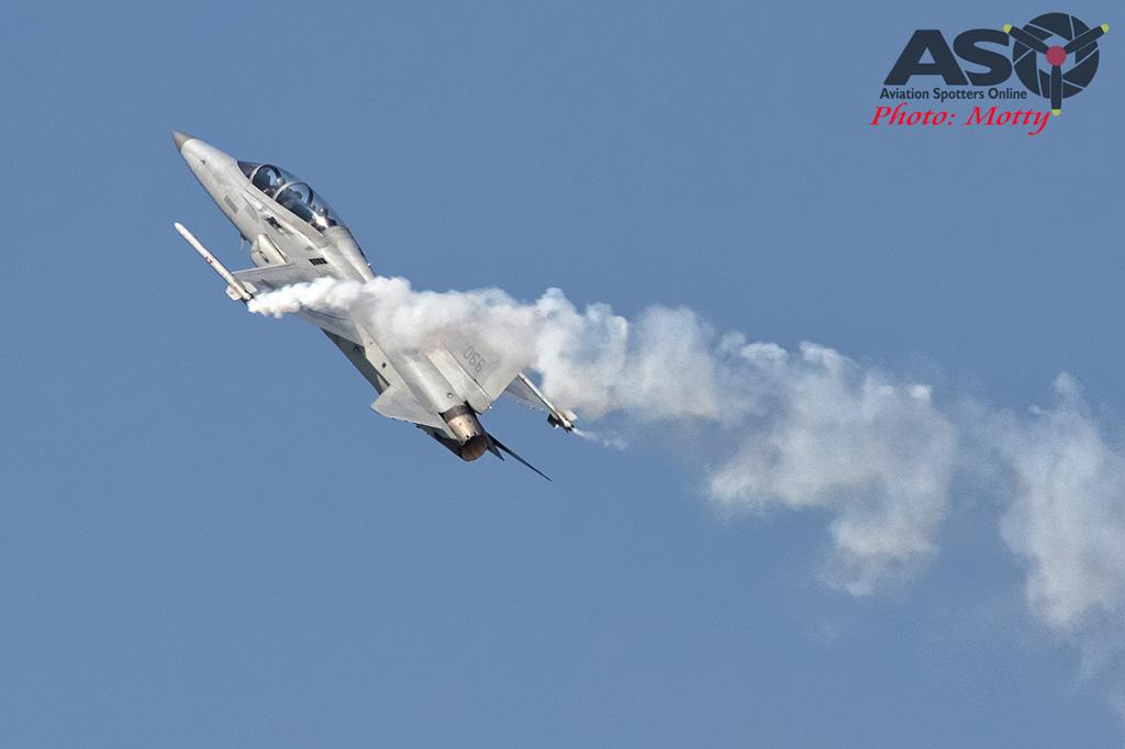 Mottys Osan Air Power Day 2016 ROKAF TA-50 11-066 0080-ASO