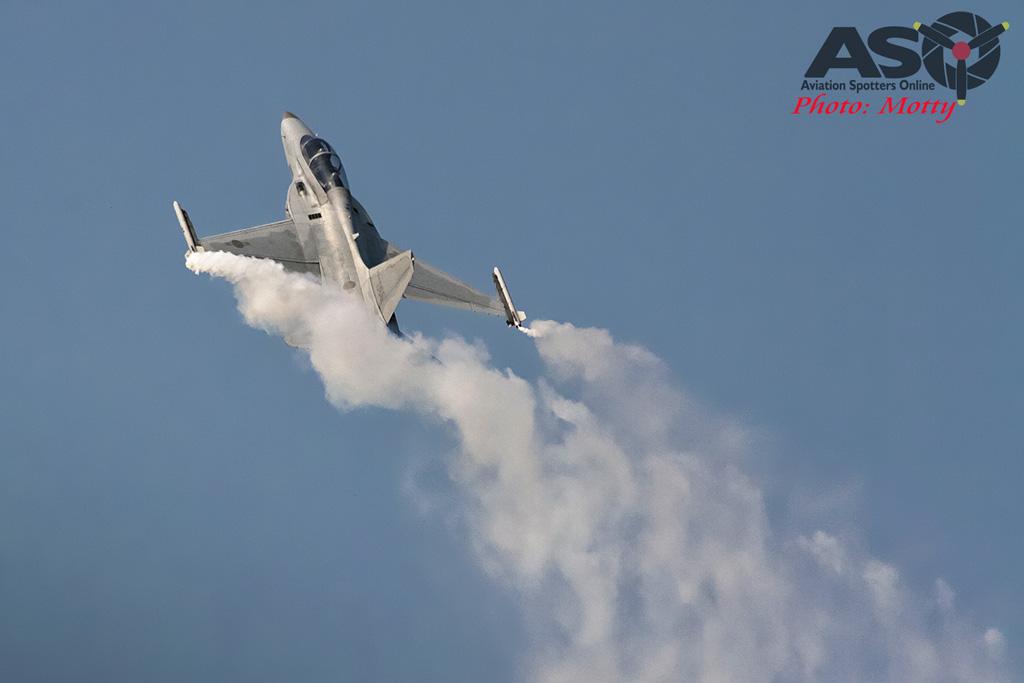 Mottys Osan Air Power Day 2016 ROKAF TA-50 11-066 0100-ASO