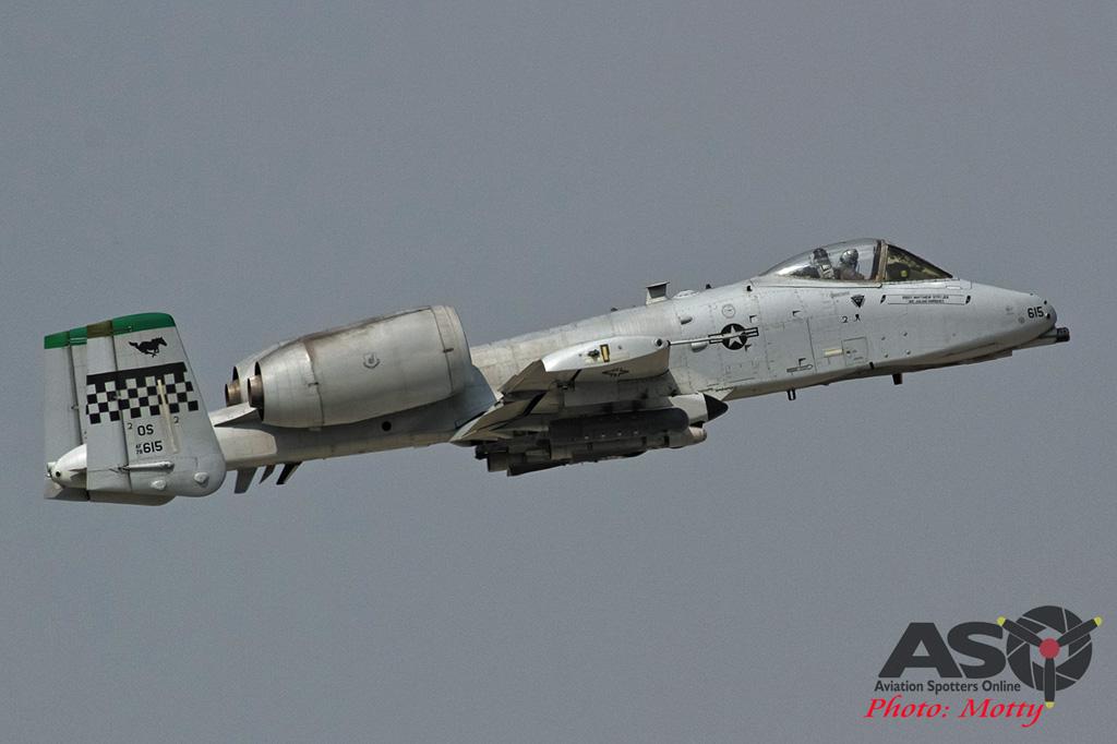 Mottys Osan Air Power Day 2016 USAF CSAR Demo A-10-0010 ASO