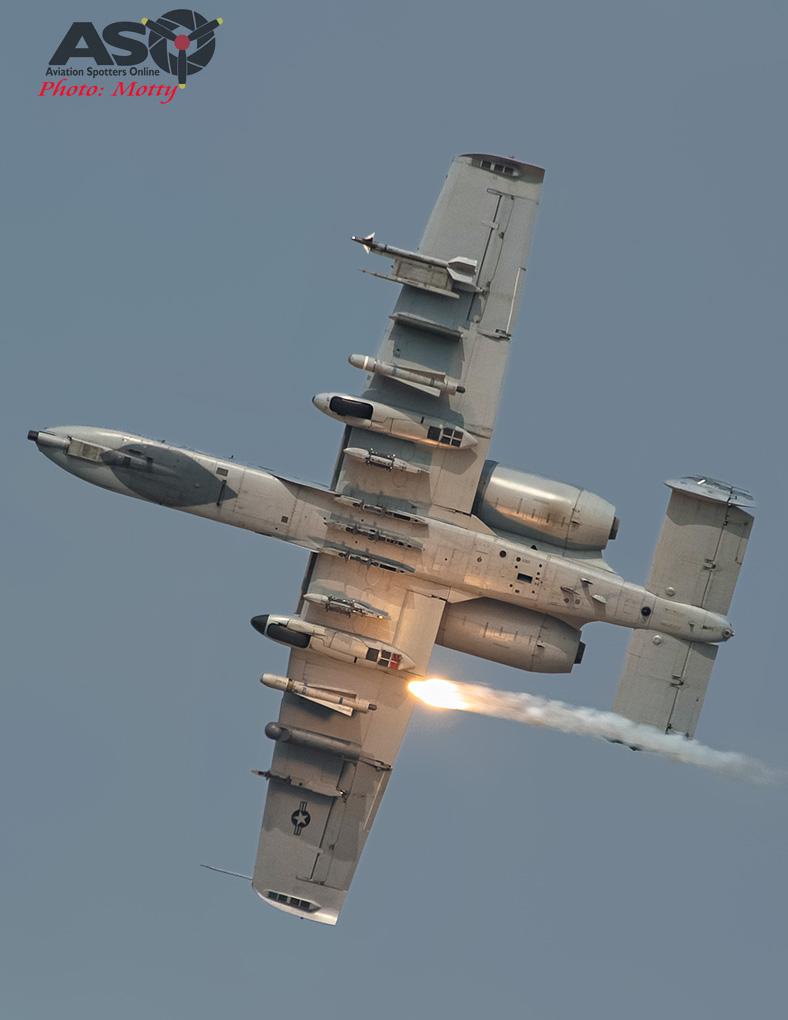 Mottys Osan Air Power Day 2016 USAF CSAR Demo A-10 0070-ASO