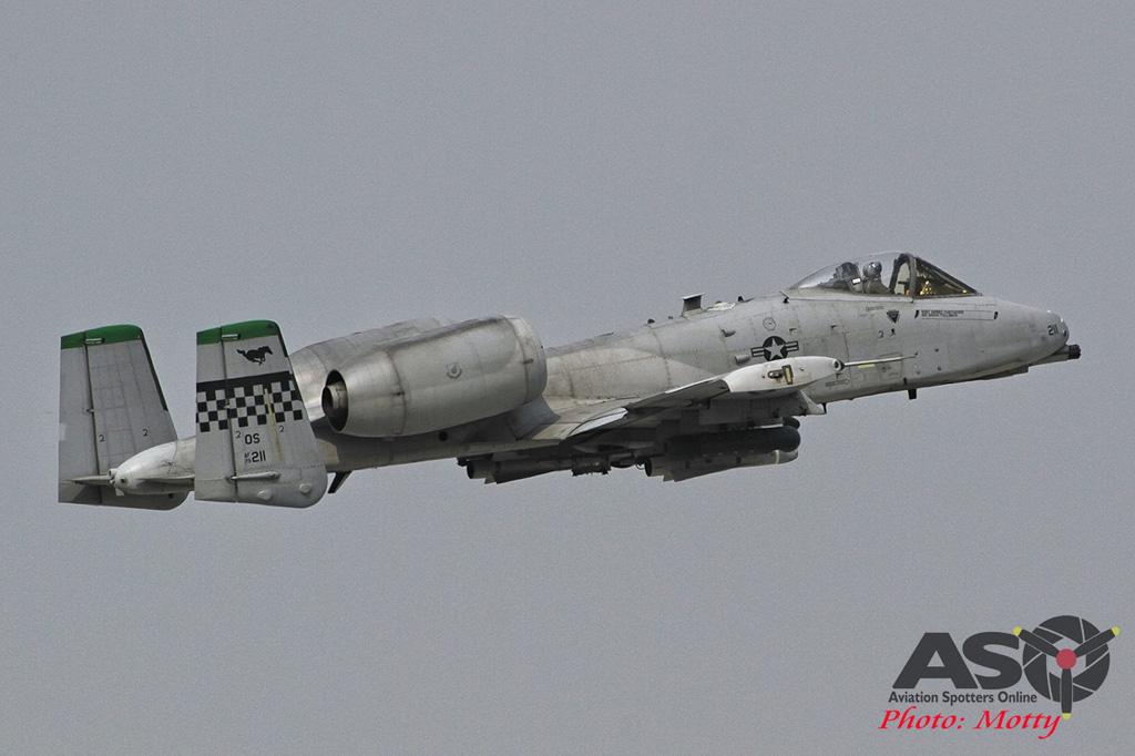 Mottys Osan Air Power Day 2016 USAF CSAR Demo A-10 0120-ASO