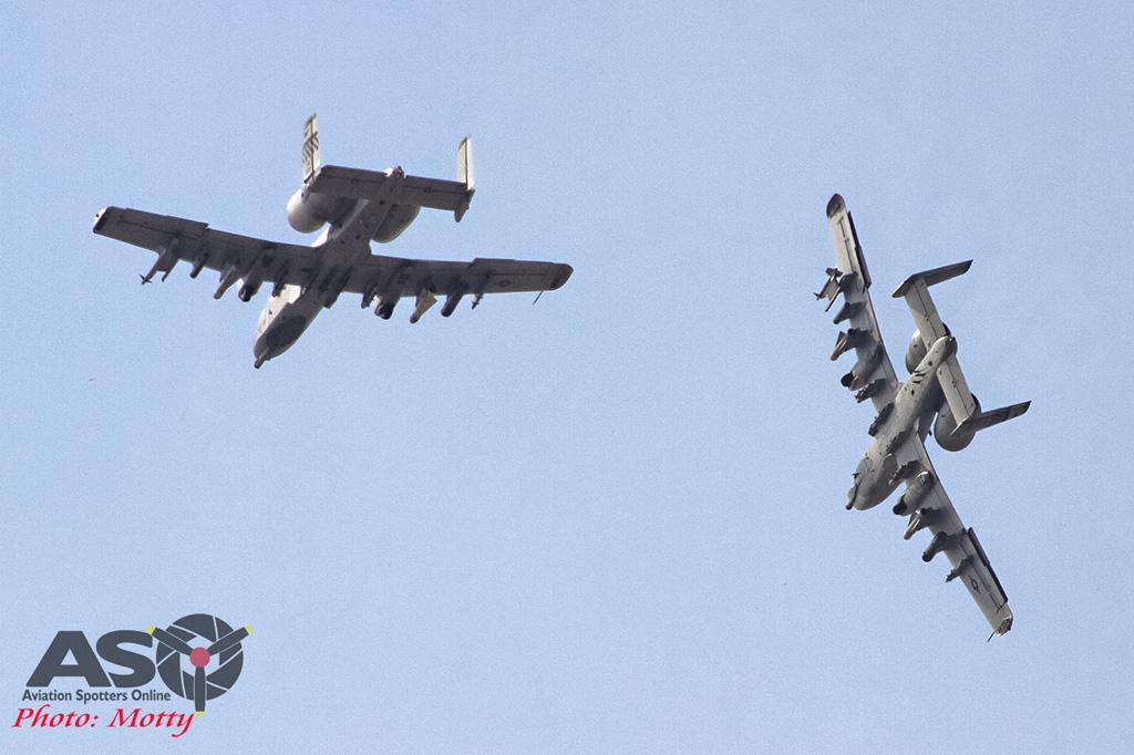 Mottys Osan Air Power Day 2016 USAF CSAR Demo A-10 0190-ASO