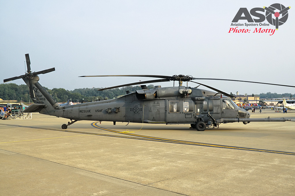 Mottys Osan Air Power Day 2016 USAF HH-60G 26403 0010-ASO