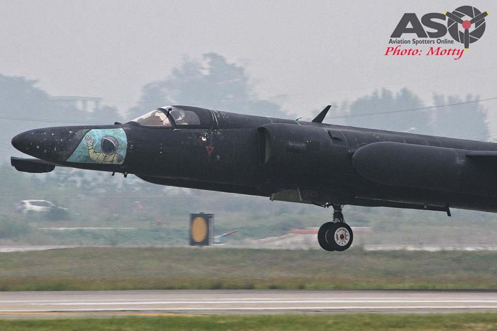 Mottys Osan Air Power Day 2016 USAF U-2S 68-329 0080-ASO