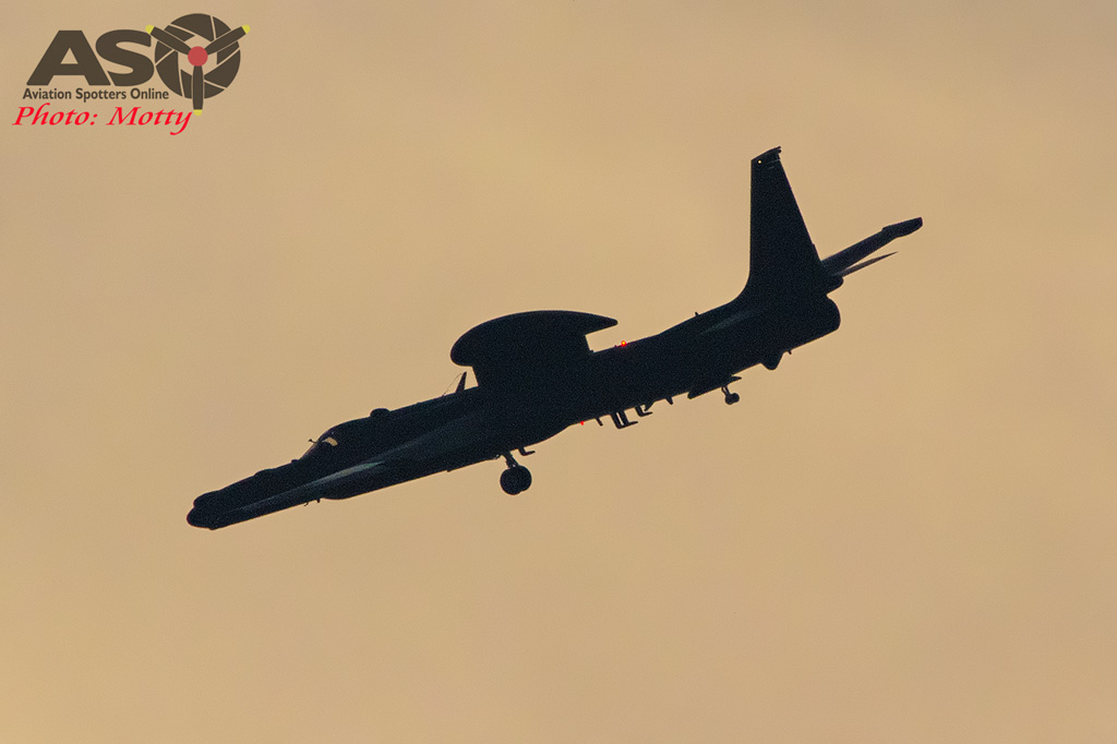 Mottys Osan Air Power Day 2016 USAF U-2S 80-077 0030-ASO