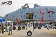Mottys Osan Air Power Day 2016 USAF 51st-FW A-10 82-651 0020-ASO