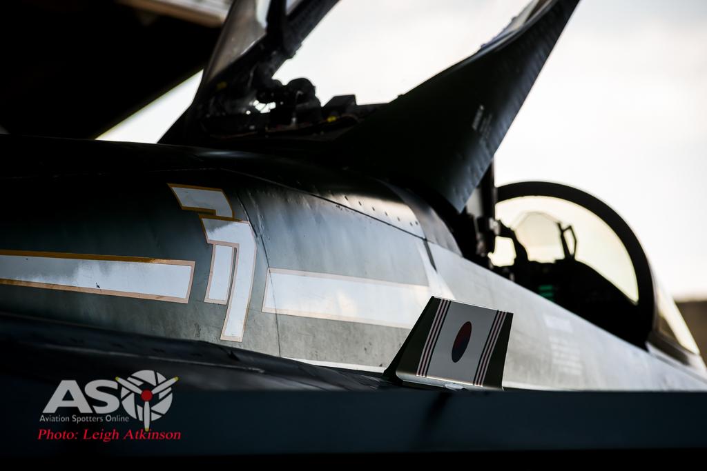RAAF F/A-18A Hornet 77SQN A21-48