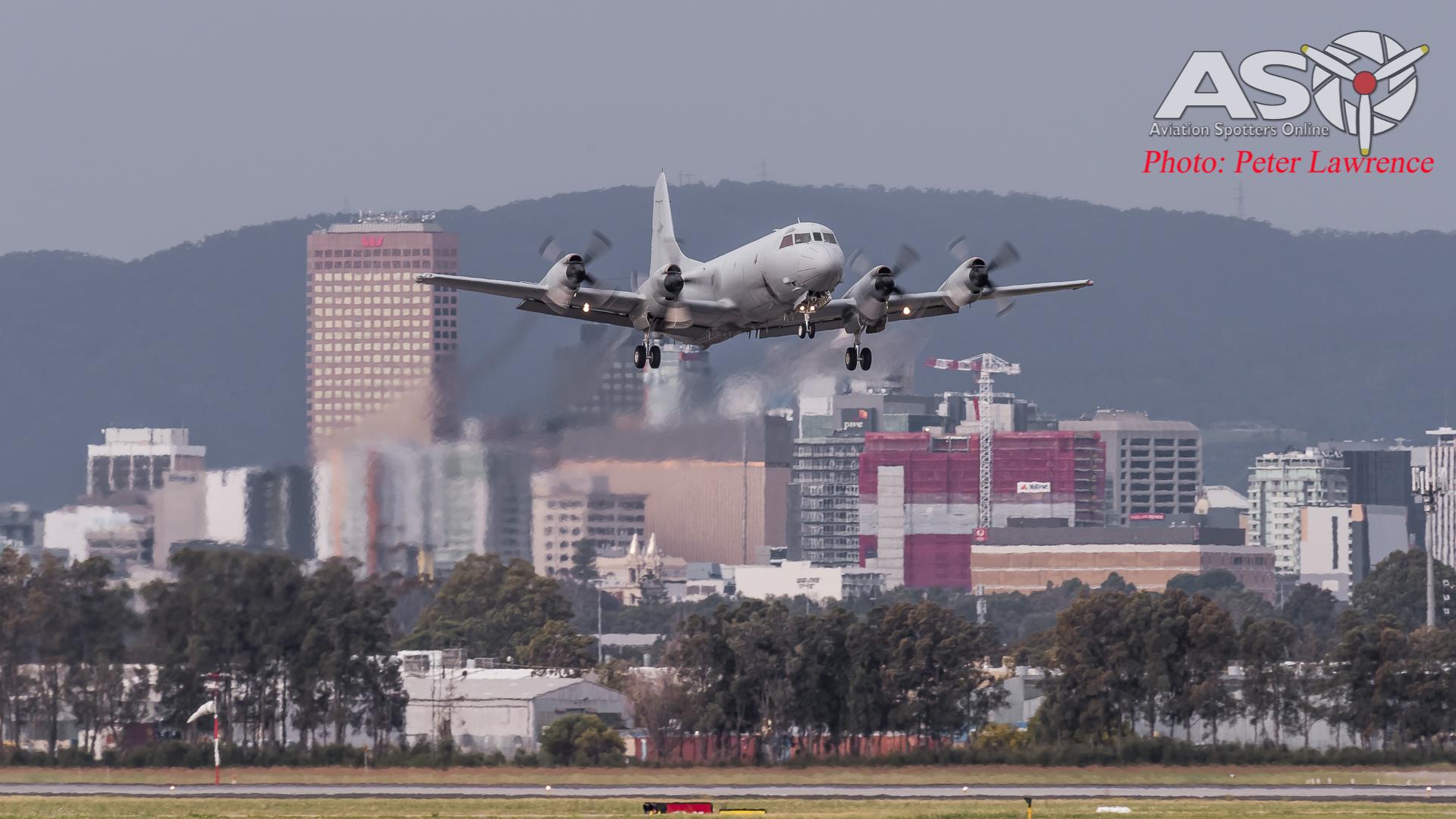 RAAF AP-3C Orion.