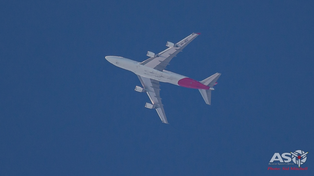 Qantas 747-438(ER) VH-OEG as QF29 FL360 @ 467Kts