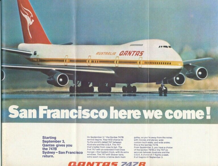 Qantas-B747-San-Francisco-Advert-1970s