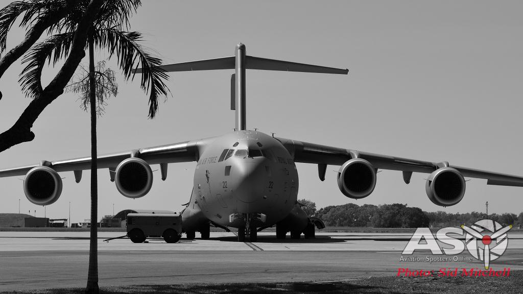 C-17 RAAF Base Darwin