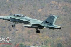 F/A-18B Hornet A21-105 77SQN