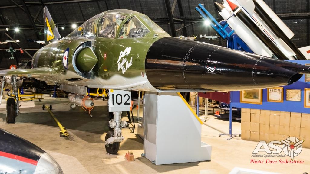 Fightterworld Mirage 111D (1 of 1)