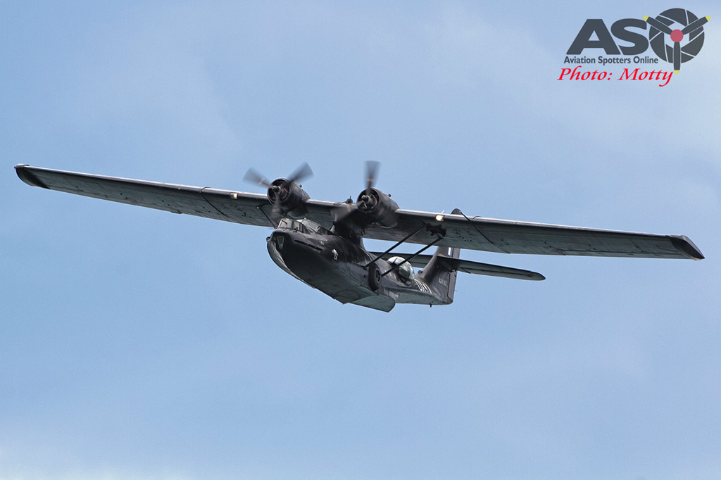 Mottys Rathmines 2016 HARS PBY Catalina VH-PBZ 0030-ASO