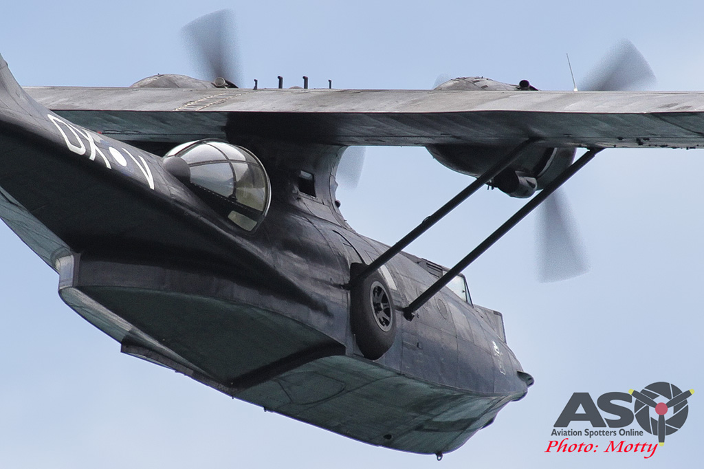 Mottys Rathmines 2016 HARS PBY Catalina VH-PBZ 0060-ASO