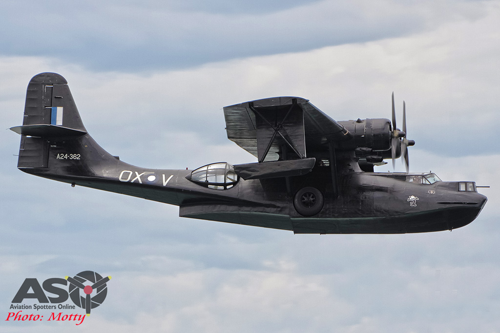 Mottys Rathmines 2016 HARS PBY Catalina VH-PBZ 0140-ASO