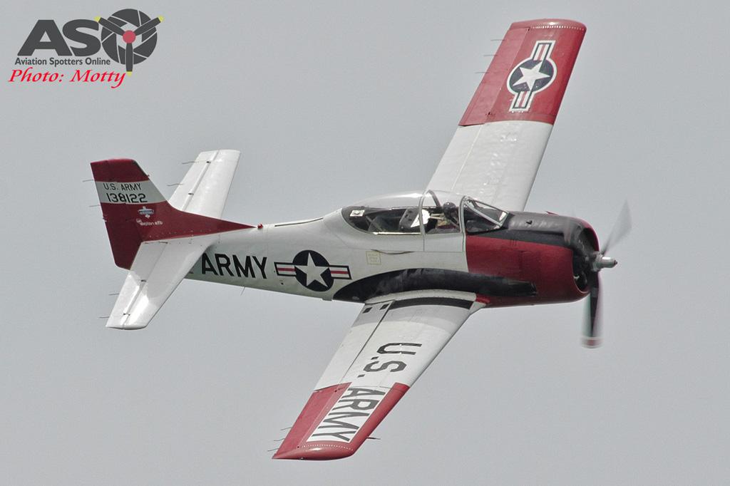 Mottys Rathmines 2016 Paul Bennet Airshows Trojan VH-FNO 0070-ASO