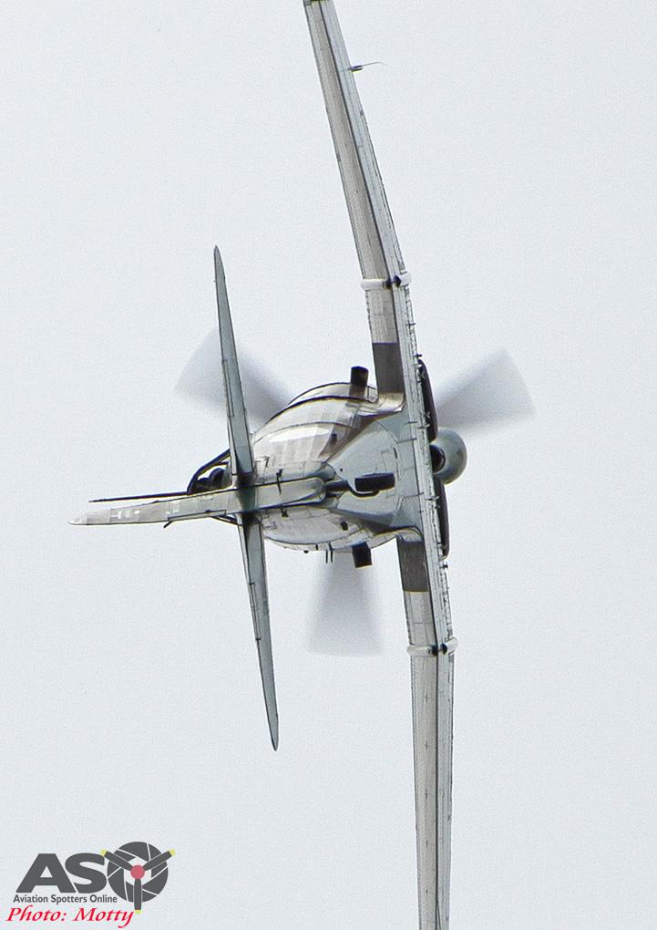 Mottys Rathmines 2016 Paul Bennet Airshows Wirraway VH-WWY 0010-ASO