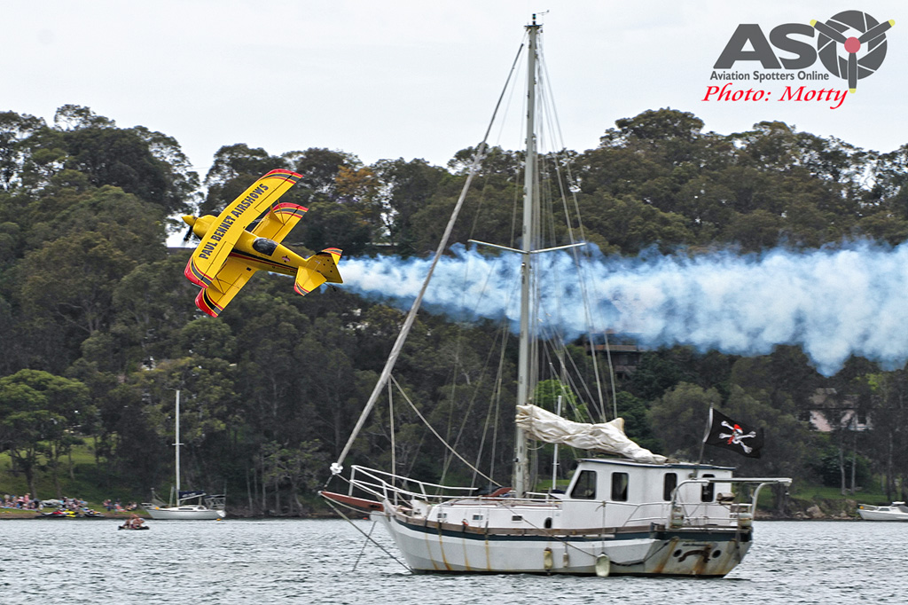 Mottys Rathmines 2016 Paul Bennet Airshows Wolf Pitts Pro VH-PVB 0100-ASO