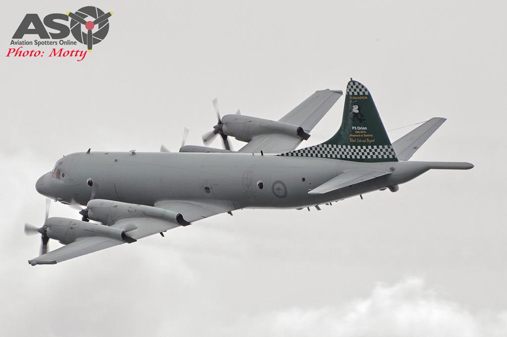 Mottys Rathmines 2016 RAAF AP-3C Orion 11SQN 0030-ASO
