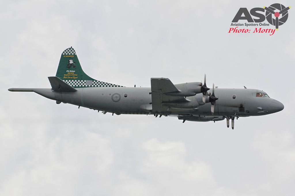 Mottys Rathmines 2016 RAAF AP-3C Orion 11SQN 0040-ASO