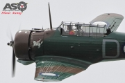 Mottys Rathmines 2016 Paul Bennet Airshows Wirraway VH-WWY 0090-ASO